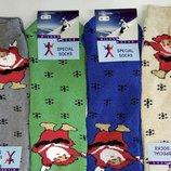 Новые Новогодние Махровые носки Зимние . 36-40 р