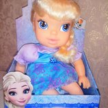 Disney Frozen Baby Elsa Кукла Эльза малышка младенец Disney