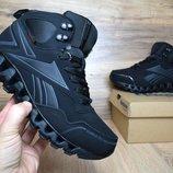 Зимние ботинки Reebok zigwild black