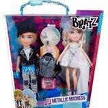 Bratz Metallic Madness Cameron Cloe Куклы Братц набор Камерон и Хлоя металлическая свадьба