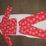 Продам, пижама для девочки, 5-6 лет, 110.116 р