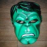 Карнавальная маска Халк