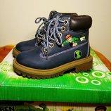 Демисезонные ботинки BEN 10 27 р-р