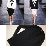 Стильный пуловер джемпер 100 шерсть мериноса на размер 34- 36-38 евро H&M