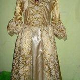 платье Элизабет из пиратов на 5-7 лет