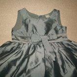 Нарядное платье TU 9-12мес