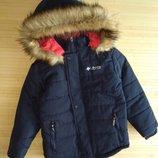 Куртка зимняя мальчику Columbia