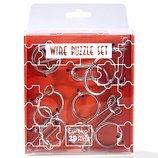 Набор металлических головоломок Wire Orange. Eureka Бельгия