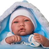 Кукла Saco Nino, 42 см., Antonio Juan, 5065, как реборн, Антонио Хуан, Antonio Juan Paola Reina