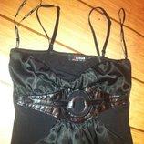 Маленькое черное платье morgan. Оригинал. 44-46. Новое