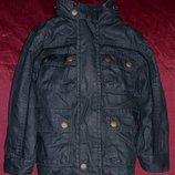 Стильная куртка Zara Kids, 98, 2-3 г, пиджак, ветровка, курточка