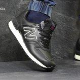 Зимние кроссовки New Balance 670 black