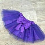 Нарядные юбки для ваших принцесс, размеры 68-146 см