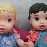 Куклы куколки пупсы Дисней Disney Золушка и Белоснежка малышки