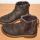 Ботинки CLARKS кожа