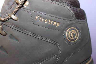 Мужские кожаные ботинки сапоги firetrap разм 47 по стельке 30 см