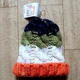 Новая вязанная шапочка Mothercare