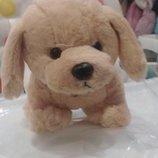 Мягкая игрушка щенок, Собачка, собака