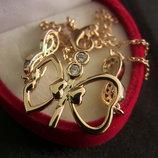 медицинское золото/медичне золото,браслет позолота 18К, довжина 17-19,5 см