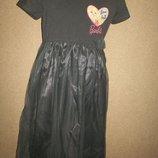 Нарядное платье Barbie 10л