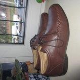 Кожаные туфли Pavers 43 р