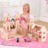 Кукольный домик KidKraft 65259 Princess Castle