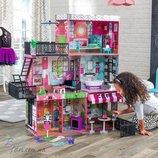 Интерактивный кукольный домик KidKraft 65922 Brooklyn's Loft