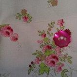 Модный летний комбинезон песочник на девочку от бренда Рomme Framboise.Оригинал.