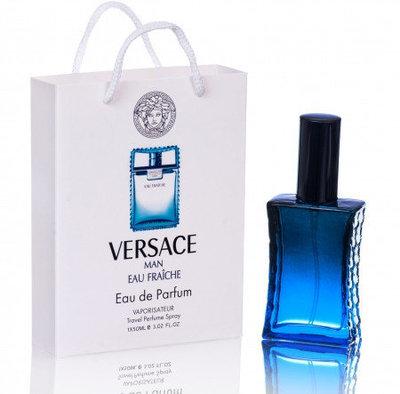 Versace Man eau Fraiche в подарочной упаковке 50 мл для мужчин