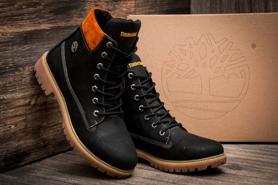 Зимние мужские ботинки Timberland 6 premium, на меху, натуральная кожа fd4bb7c31a4
