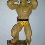 Качественная резиновая игрушка фигурка человечек Маугли