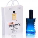 Hermes Terre D Hermes в подарочной упаковке 50 мл для мужчин