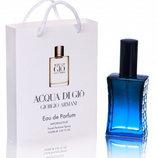 Armani Acqua Di Gio Men в подароной упаковке 50 мл для мужчин