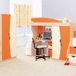 Детская корпусная мебель Саванна