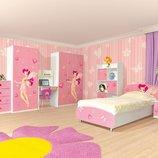 Детская корпусная мебель Мульти Фея