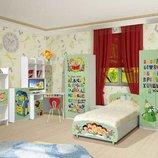 Детская корпусная мебель Мульти Алфавит