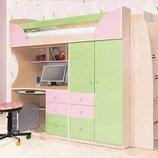 Детская корпусная мебель Комби