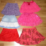 Отличные юбочки моей дочки на 2-5лет.