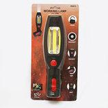 Фонарик YL 813 аварийный фонарь для авто с магнитом и крючком