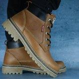Ботинки кожа 2 цвета 40-45
