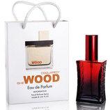 Dsquared She Wood Velvet Forest Wood в подарочной упаковке 50 ml