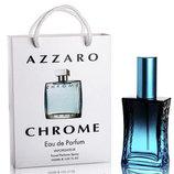 Azzaro Chrome в подарочной упаковке 50 ml