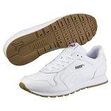 Кроссовки Puma ST run leather trainers оригинал