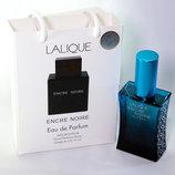 Lalique Encre Noire в подарочной упаковке 50 ml