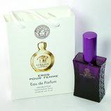 Versace Eros Pour Femme в подарочной упаковке 50 ml