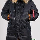 Парка, куртка Olymp Alyaska Slim Fit, р. S-5XL, нейлон -30C, код cve-0011