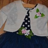 очаровательное платье для девочки