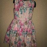 Красивое платье Маталан 10л