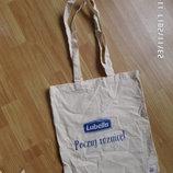 нова текстильна сумка