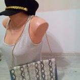 Фирменная женская сумка- клатч. Atmosphere